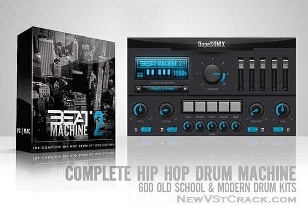 Beat Machine 2 VST Crack