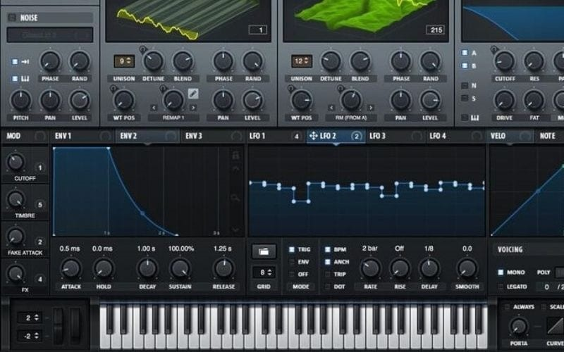 Serum VST Crack 1