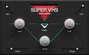 Super VHS Plugin Crack