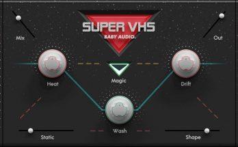 Super VHS Plugin Crack