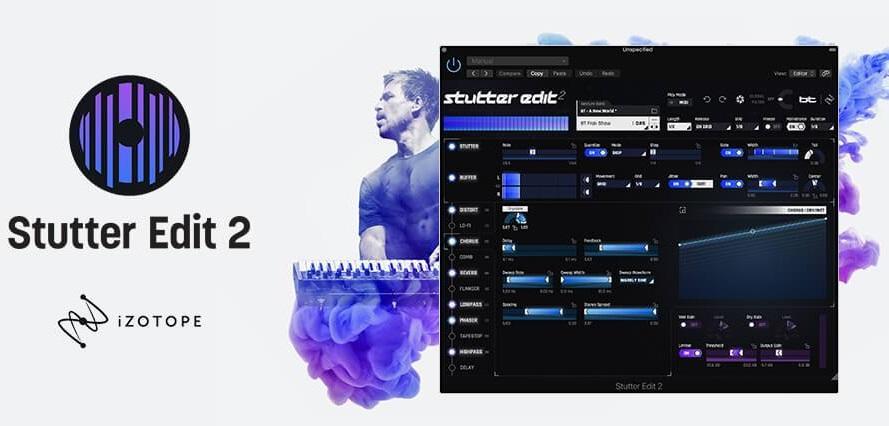 iZotope Stutter Edit 2 Crack