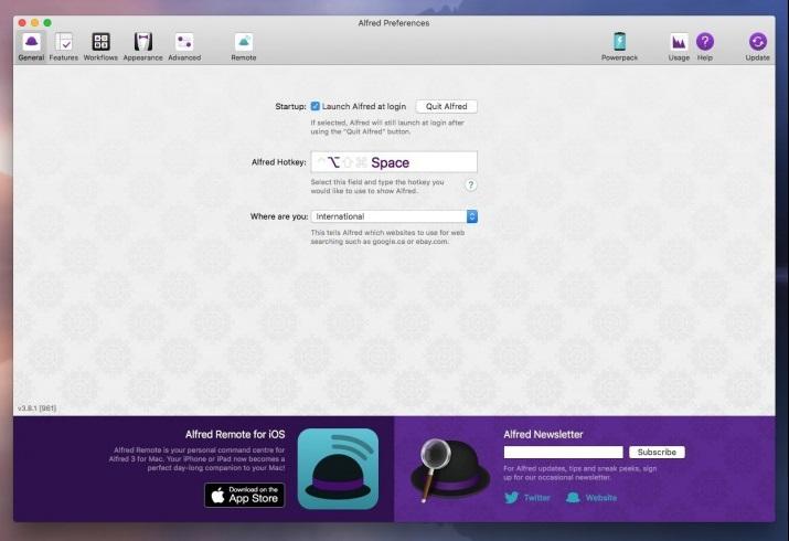 Alfred Powerpack Crack Mac OS