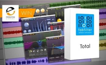 Fabfilter Total Bundle Mac Crack