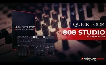 Initial Audio 808 Studio Crack
