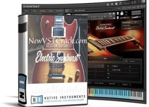 Electric Sunburst Kontakt Deluxe