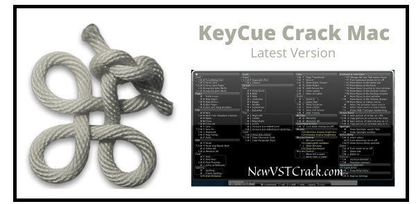 KeyCue Crack Mac