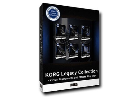 Korg Legacy Special Collection (Mac)