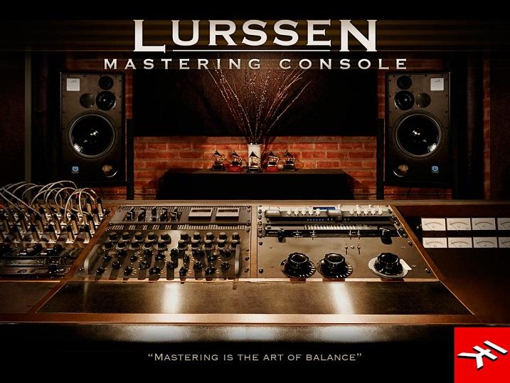 Lurssen Mastering Console Mac