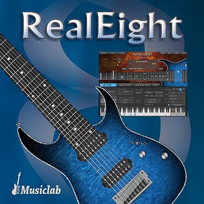 MusicLab RealEight Crack