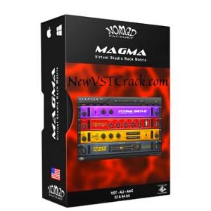 Nomad Factory Magma VST Crack