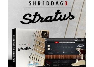 Shreddage Stratus VST Crack