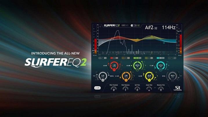 Sound Radix SurferEQ 2 Mac Crack