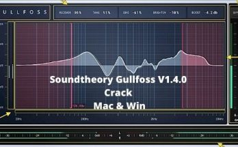 Soundtheory Gullfoss V1.4.0 Crack