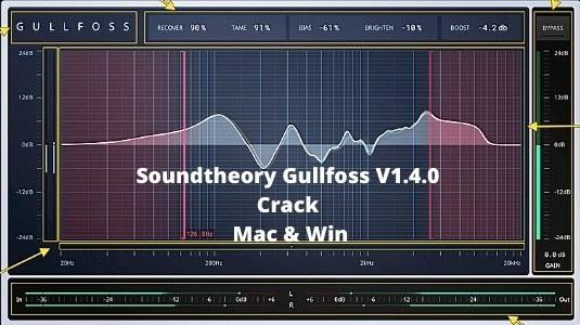 Soundtheory Gullfoss V1.4.0 Crack