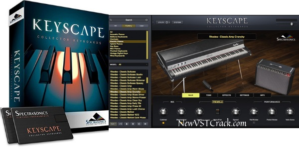 Spectrasonics Keyscape Crack