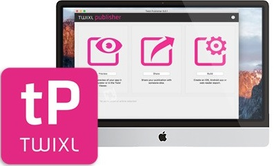 Twixl Publisher Pro Mac Crack