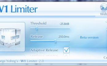 W1 Limiter VST Plugin