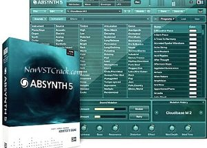 Absynth VST Crack Mac