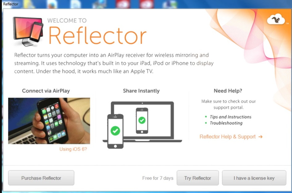 Reflector Crack for Mac + Serial Key & License Key Torrent