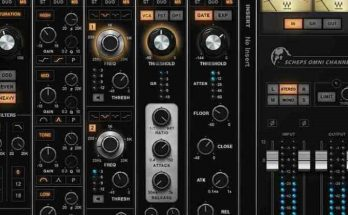 Scheps Omni Channel Crack VST Full Version 2021 Free Download