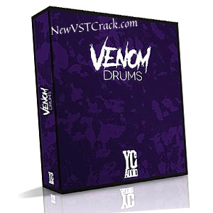 YC Audio Venom Drums - VST Torrent - Free VST - VST Crack