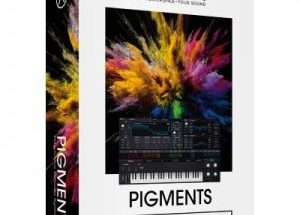 Arturia Pigments 2 Crack for Windows + Torrent Free Download