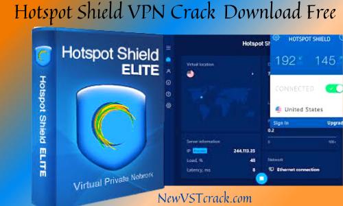 Hotspot Shield VPN 10.11.4 Crack With License Key Full Download