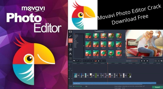 Movavi Photo Editor Crack Serial